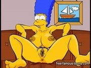 Marge Simpsons vadia hentai xvideos