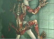 Resident Evil estupro de Claire Redfield