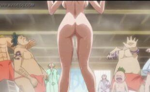Nami fica peladinha em anime One Piece